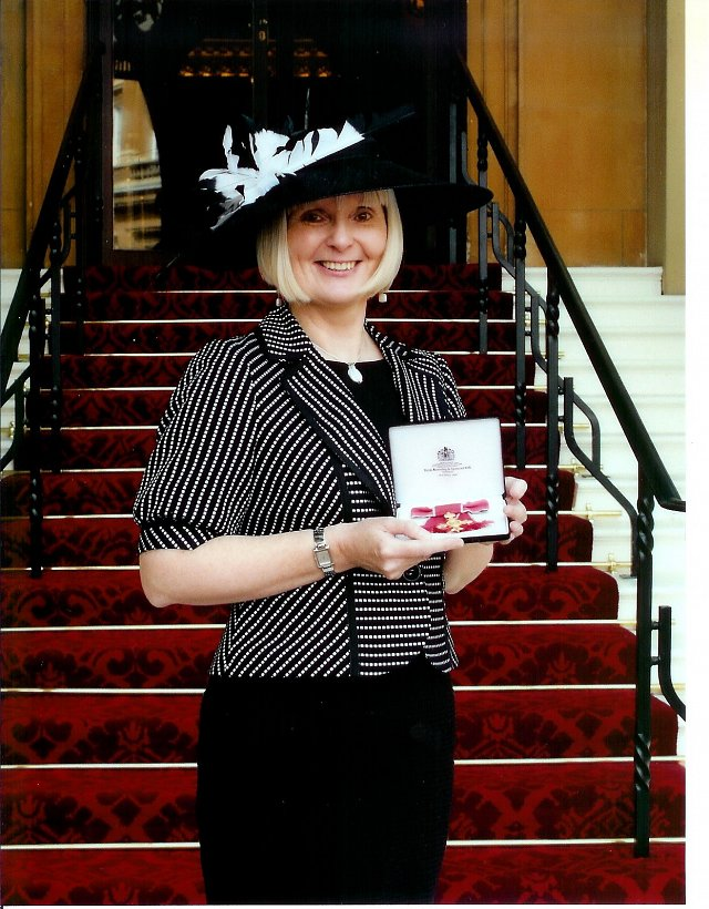 In the New Year Honours list of December 2008 Melanie was honoured to receive an OBE for Services to Social Care.